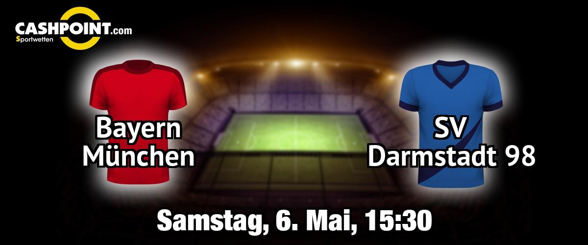 Darmstadt Gegen Bayern München