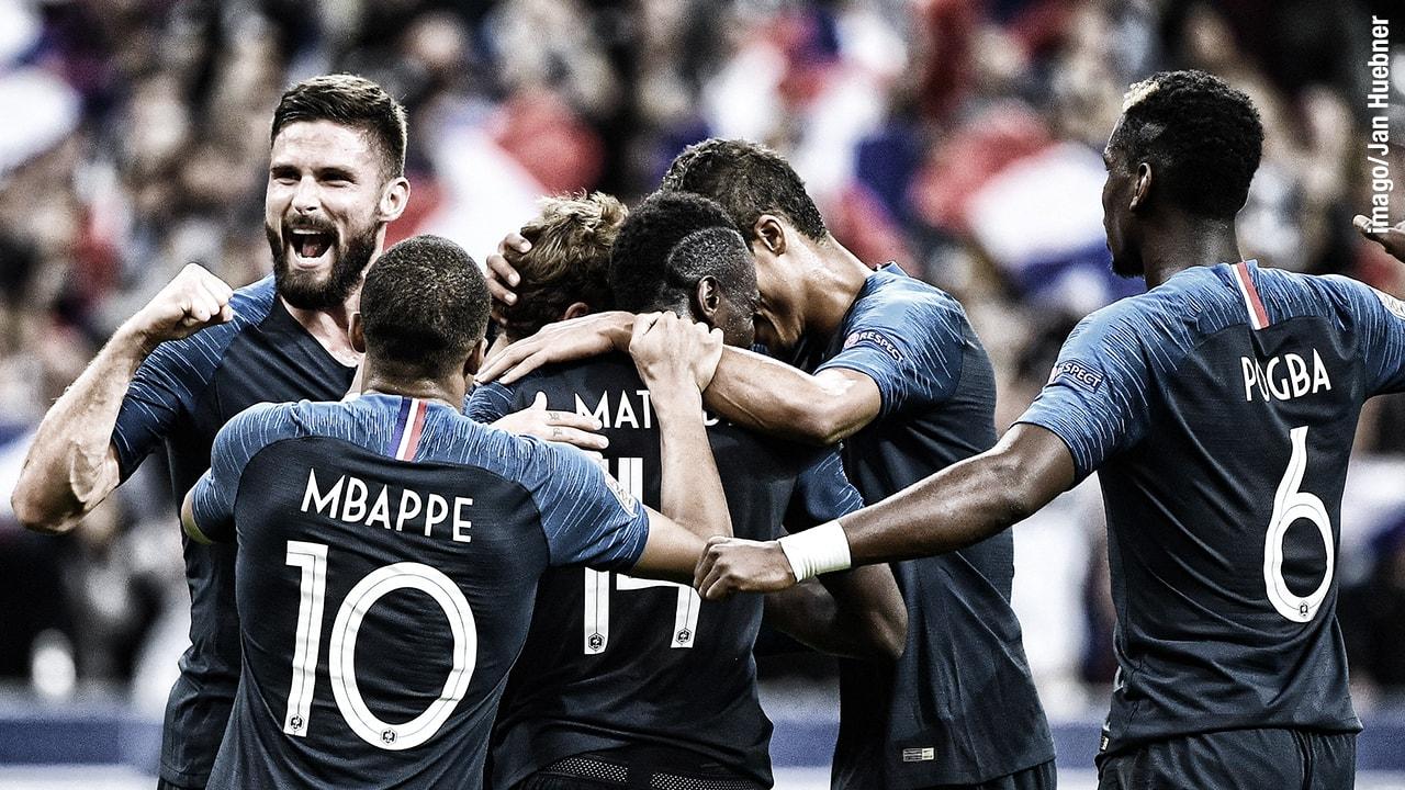 Frankreich Niederlande Nations League