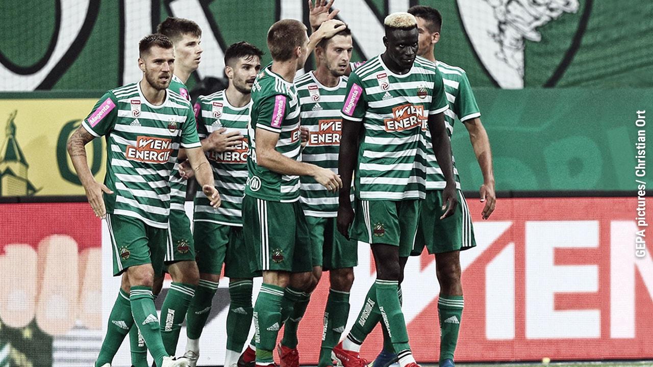 Sturm Graz Vs Rapid Wien